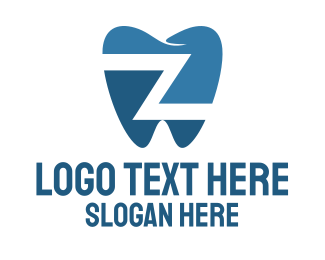 Dental - Dental Letter Z logo design