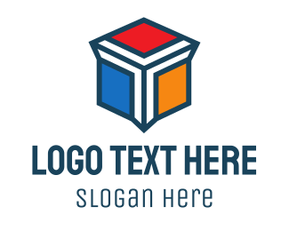 Cube Letter Y Logo