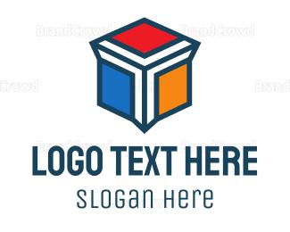 Generic - Cube Letter Y logo design
