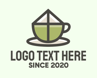Hot Chocolate - Homemade Hot Tea Drink logo design