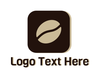 Recipe - Coffee App logo design