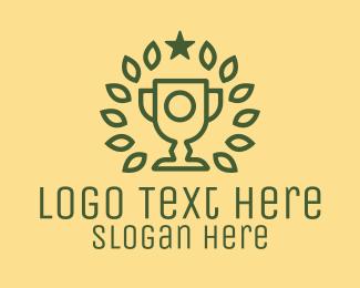 General - Nature Trophy Award logo design