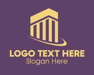 Company - Industrial Building Company logo design