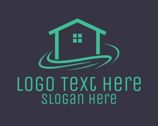 Hospitality - Minimalist  Beach House logo design