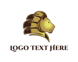 """Golden Lion"" by Logorama"
