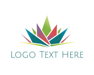 Lotus - Peak Lotus logo design