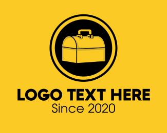 Yellow Toolbox Logo Maker