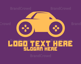 Drift - Mini Car Gaming logo design