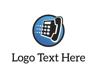 Call Center - Home Call logo design