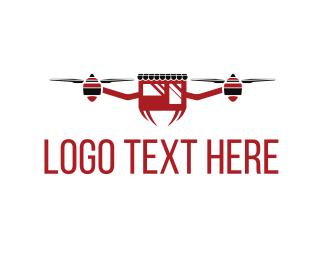 Drone Shop Logo Maker