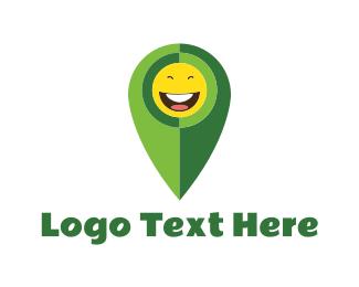 Happy - Happy Finder logo design