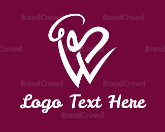 Activity - Smoking White W logo design