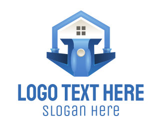 Attorney - Blue Podium logo design