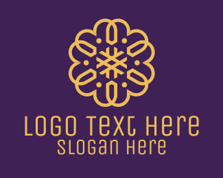 Yellow Floral Boutique  Logo