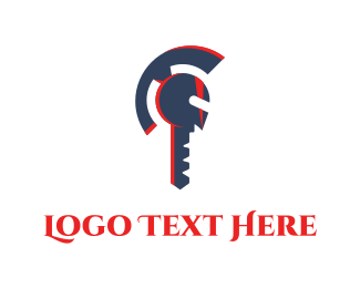 Safeguard - Key Guardian logo design