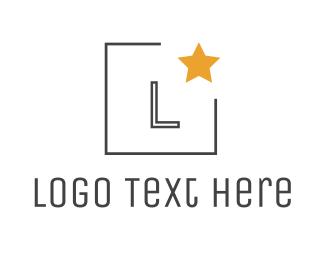 Prize - Minimalist Star logo design
