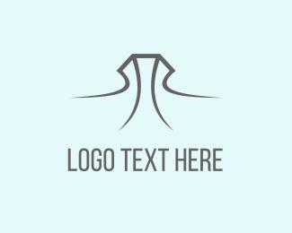 Silver - Abstract Diamond logo design