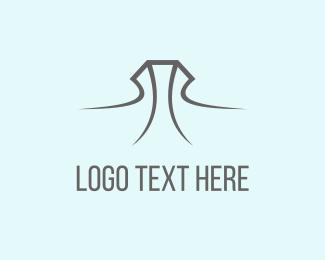 Melting - Abstract Diamond logo design
