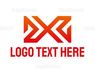 Extreme - Extreme X Gaming  logo design