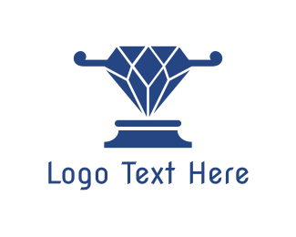 Accessory - Luxury Diamond logo design