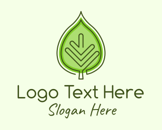 """Green Ecology Leaf"" by FishDesigns61025"