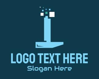 Tech Support - Tech Hammer logo design