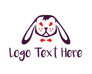 Story - Rabbit Head logo design
