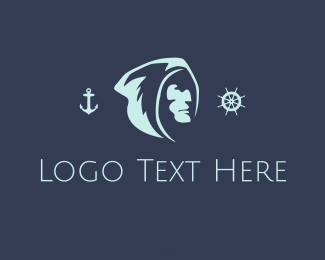 Mysterious - Nordic Sailor logo design