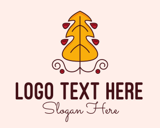 Autumn - Autumn Forest logo design