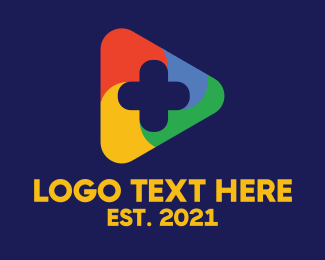 Youtube - Health Youtube Vlog logo design