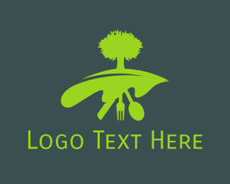Kitchen - Organic Kitchen logo design