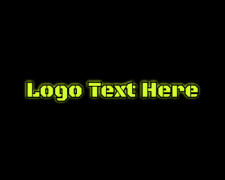 """Military Bright Text "" by BrandCrowd"
