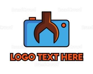 Diy - Camera Repair logo design