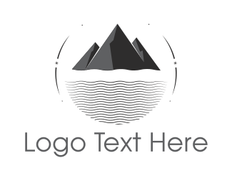 Peak - Black Hills logo design