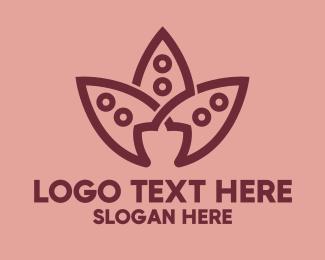 Lotus - Abstract Lotus  logo design