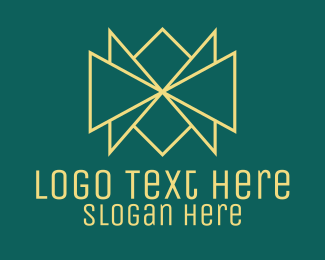 Minimalist - Minimalist Ribbon Business logo design