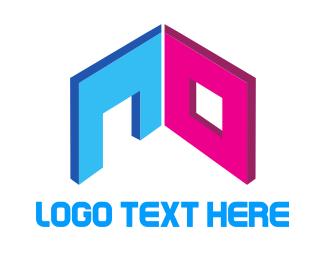 Wall - Colorfull Walls logo design