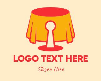 Safe - Safe Table logo design