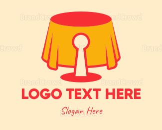Table - Safe Table logo design
