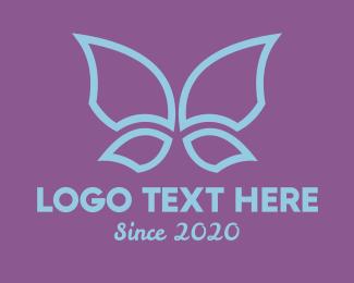 Wing - Butterfly Wings logo design