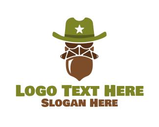 Esports - Forest Sheriff logo design