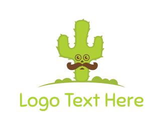 Arizona - Mister Cactus logo design