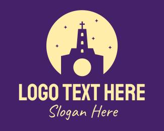 Gadgets - Starry Night Church Photography  logo design