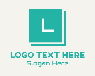 Research Lab - Scientific Box Lettermark logo design