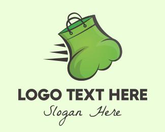 Purchase - Chef Shopping Bag logo design