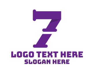 Plumbing - Plumbing Pipe Number 7 logo design