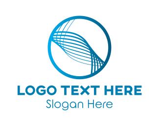 Company - Generic Digital Company logo design
