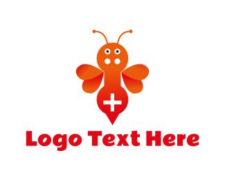Gamer - Gamer Bee logo design