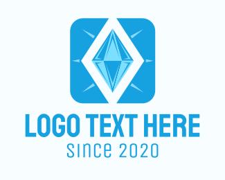 Blue Gem App Logo