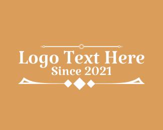 """Classic Serif Business Wordmark"" by brandcrowd"